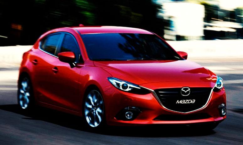 Mazda3 Still Smiling!