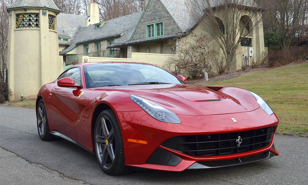 Luxe & Power Reign Supreme in Ferrari F12 Berlinetta