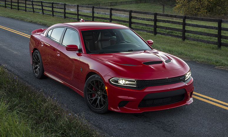 Dodge Makes The Power Grab With A Line-Up Of Muscle