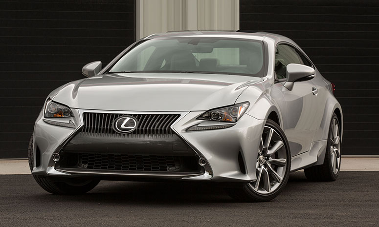 Lexus New Models Play For A Broader Audience