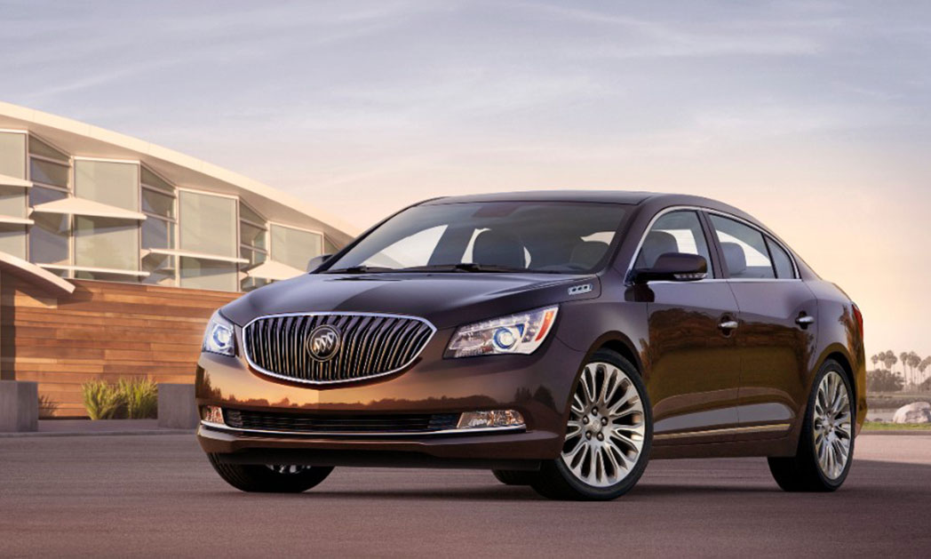 Buick Stakes Its Premium Claim Close To Cadillac Luxury Territory