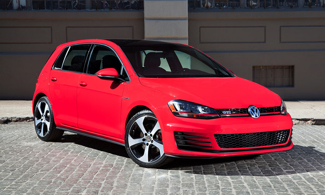 New Volkswagen Golf Series Gathers Acclaim For Value & Driving Fun!