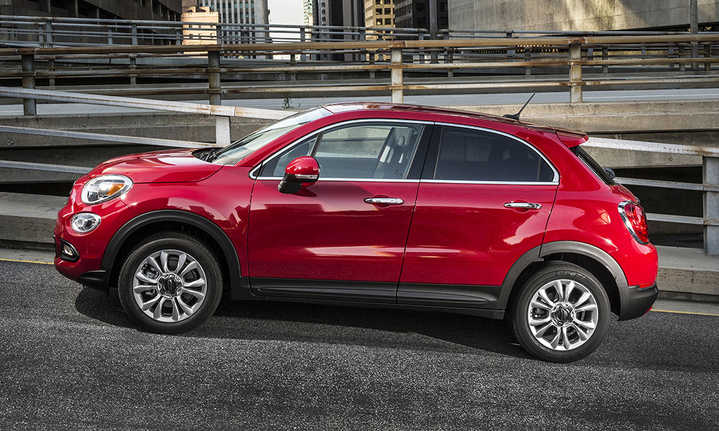 16 luxury 2015 fiat 500x crossover suv review. Black Bedroom Furniture Sets. Home Design Ideas
