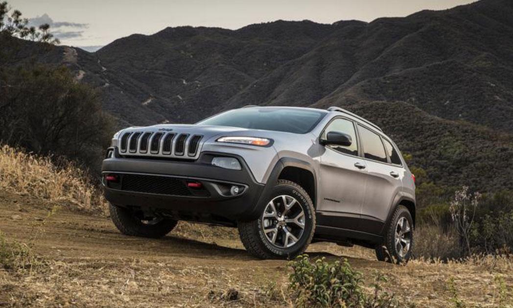 Jeep Rides High Atop SUV Resurgence!