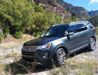 Ford Explorer Hits The Sweet Spot In The Booming SUV Market