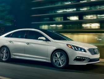 The Latest Generation Hyundai Sonata Matures With Style and Technology!