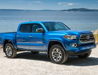 Toyota Light Trucks and SUVs Power Up For US Demand