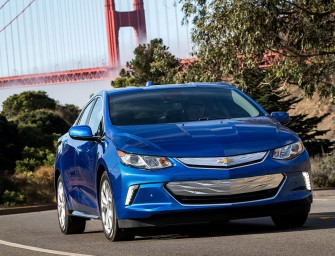 The New 2016 Chevrolet Volt May Zap The Electric Market