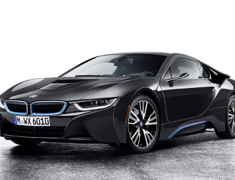 "BMW i8 Is The ""Red Meat"" of Hybrids"