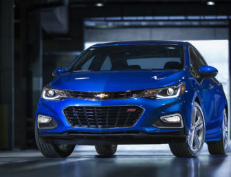 New 2016 Chevy Cruze Up Against Heavy Competition