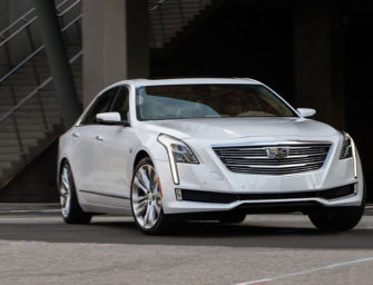 Cadillac CT6 Tries To Recapture The Luxury Standard