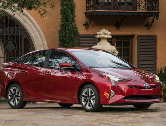 Latest Prius Hybrid Four Touring Hybrid Hatchback Goes The Distance