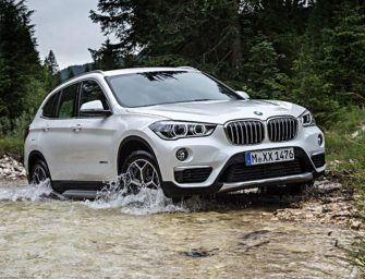 BMW X1 Small SUV Is Big On Performance