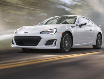 Subaru BRZ – Kid Racer With A Lot Of Heart