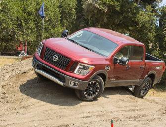The New Light Duty Nissan Titan Pickup Is A Crowd Pleaser
