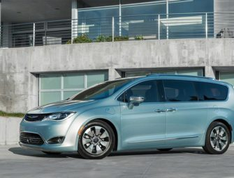 Chrysler Pacifica Takes The Lead In Mainstreaming Electrified Vehicles