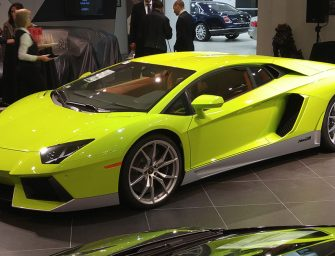 New Half Million Dollar Lamborghini Aventador Recalls The Glory Days