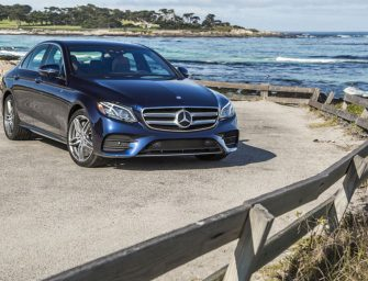 High Style and Driver Assist Tech Define New Mercedes-Benz E300 Sedan