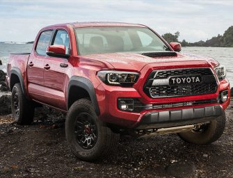 Toyota Tacoma TRD Sport Puts Pick-Up Values First