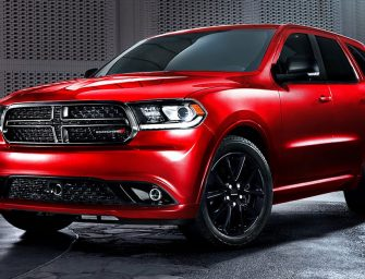 "The Dodge Durango Is The ""Just Right"" Mid Sized SUV"